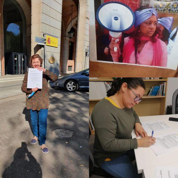 Las trabajadoras del hogar y cuidados constituyen el primer sindicato a nivel estatal: Sintrahocu