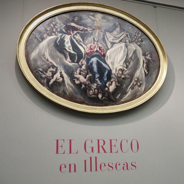"""El Prado acoge cinco pinturas del Greco de Illescas, que muestran un pintor """"totalmente original"""" . Foto: Europa Press"""