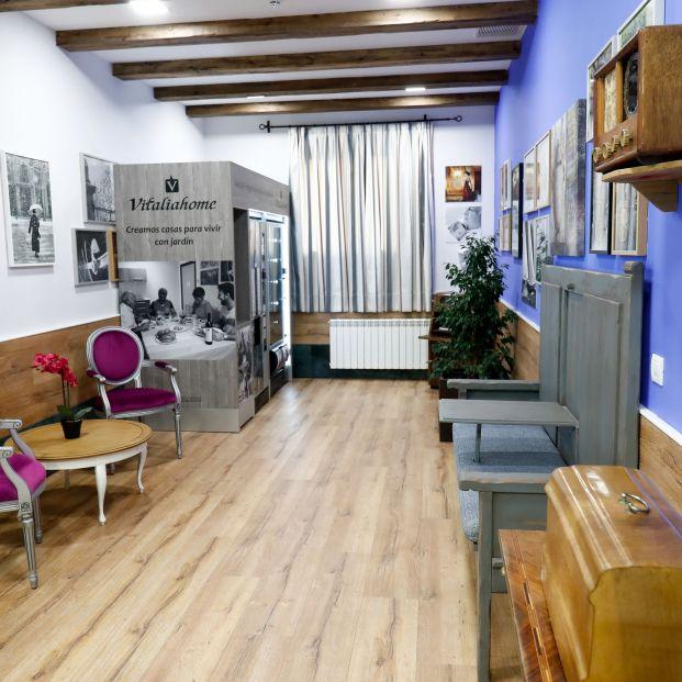 Así es la primera residencia para pacientes COVID de la Comunidad de Madrid