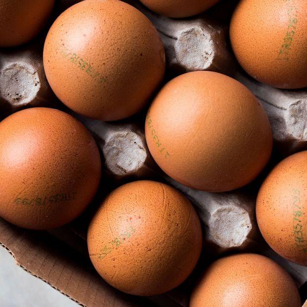 ¿Qué significan los números impresos en los huevos?