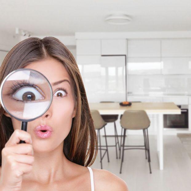 Los 8 lugares más sucios de una casa
