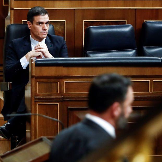DIRECTO Congreso: Moción de censura de Vox a Pedro Sánchez