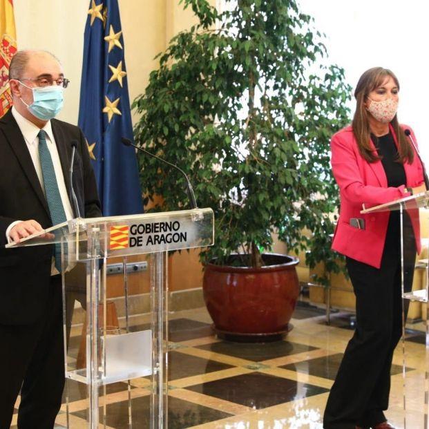Zaragoza, Huesca y Teruel, confinadas a partir de este jueves a las 00.00 horas