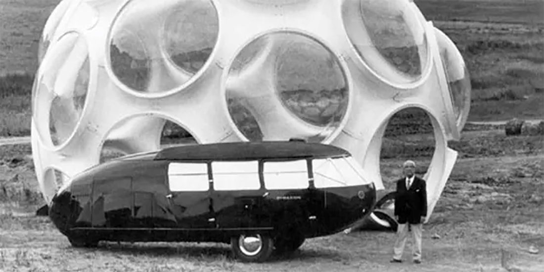 Exposición Richard Buckminster Fuller