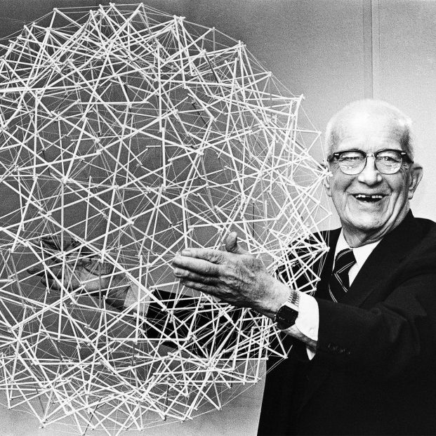 'En la órbita de Buckminster Fuller': un viaje en torno al Da Vinci del siglo XX