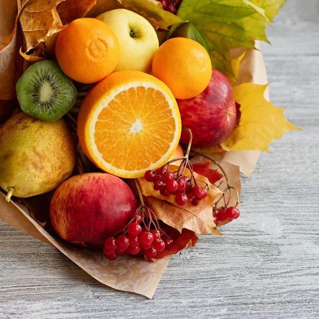 Frutas que te ayudarán a encarar el otoño con toda la energía