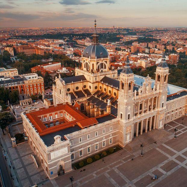 Un paseo por la Catedral de la Almudena