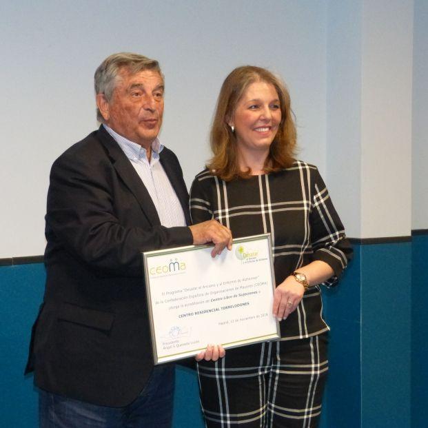 CEOMA acredita como Centro Libre de Sujeciones a Sanitas Residencial Torrelodones