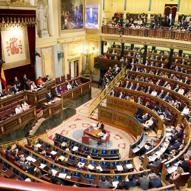 Congreso de los Diputados (Europa Press)