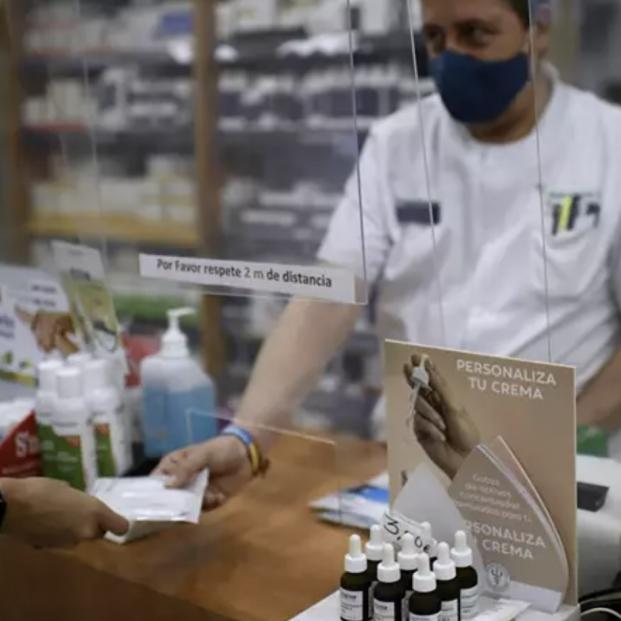 """Expertos sanitarios aseguran que las farmacias han estado """"infrautilizadas"""" durante la pandemia. Foto: Europa Press"""