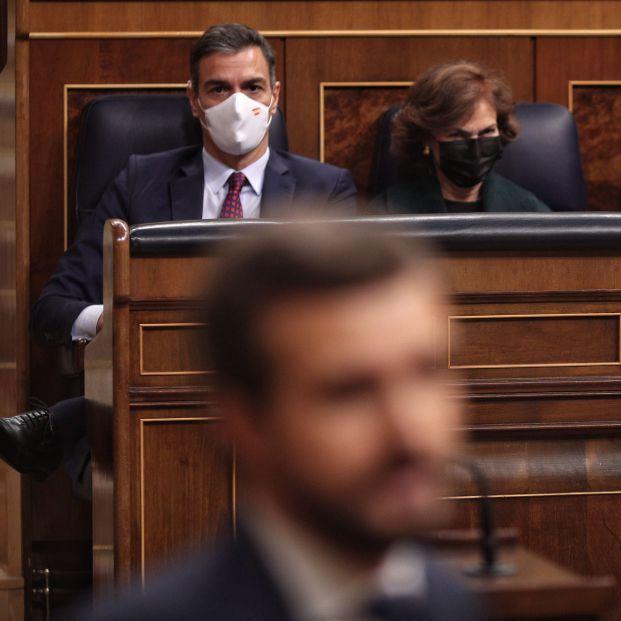 Sánchez retira su reforma del Consejo General del Poder Judicial