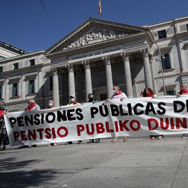Las grandes reivindicaciones de los pensionistas que no recoge el Pacto de Toledo