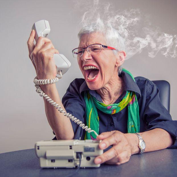 Clientes insatisfechos con la banda ancha fija, la telefonía fija y la televisión de pago