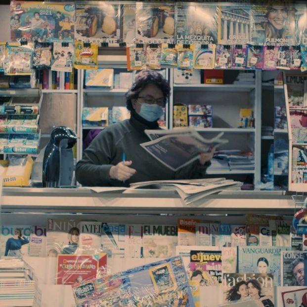 El coronavirus da la puntilla a los quioscos de prensa