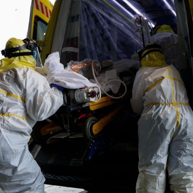 Coronavirus: nuevo récord en la tercera ola con 724 muertes notificadas en un día