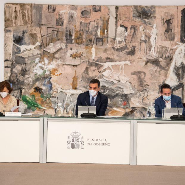 Pedro Sánchez declara el estado de alarma. Los mayores comparten las medidas del Gobierno