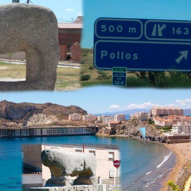 Pueblos de España con nombres de animales