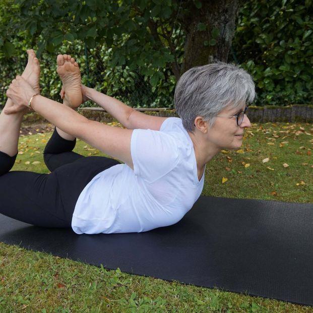 Mejores posturas de yoga para fortalecer la espalda (Creative commons)