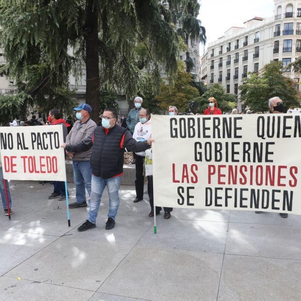 UNIDAD COESPE: Comunicado sobre las recomendaciones del Pacto de Toledo