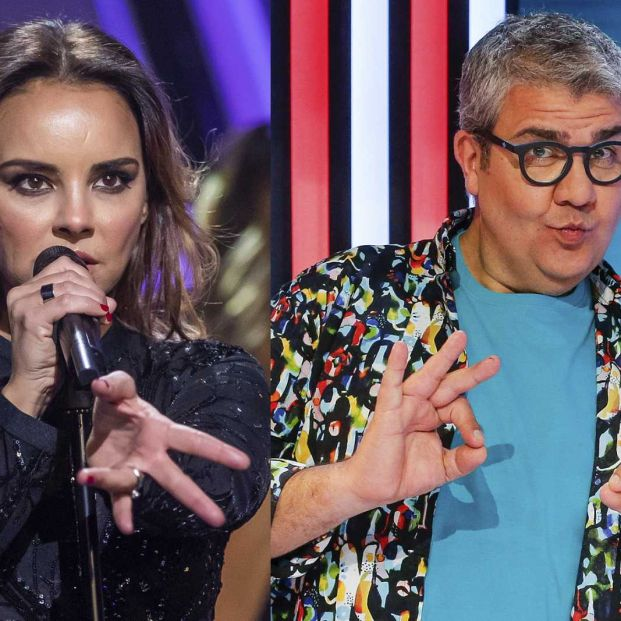 Chenoa y Florentino Fernández presentarán '¡Feliz 2021!' en TVE