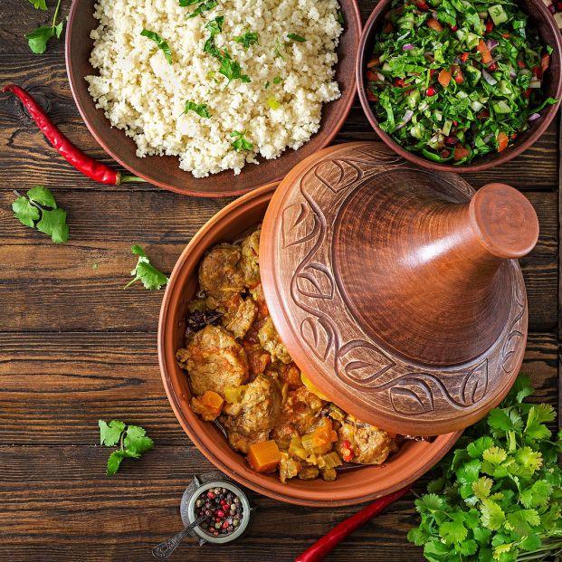 Tajine, el guiso marroquí con el que sorprender a tus invitados