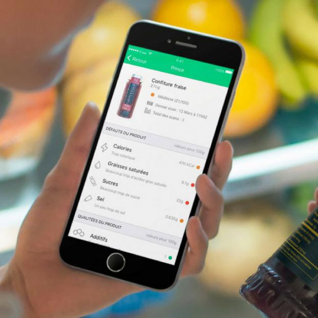 Yuka: la aplicación móvil que te dice si lo que compras en el supermercado es bueno para tu salud