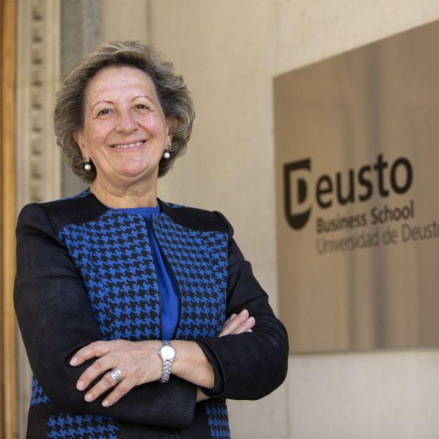 """Pilar González de Frutos (Unespa): """"Hay que apostar por planes de pensiones semiobligatorios"""""""