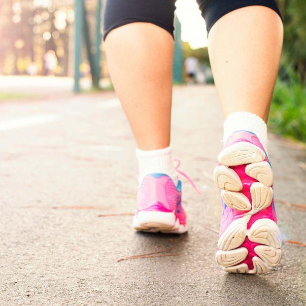 ¿Es posible practicar ejercicio con meralgia? (pexels)
