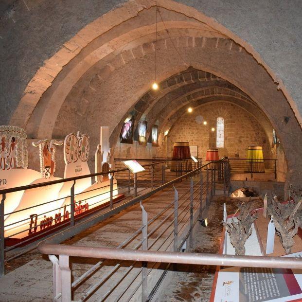 El Museo del Vino del Monasterio de Piedra abre sus puertas tras su remodelación (Monasterio de Piedra)