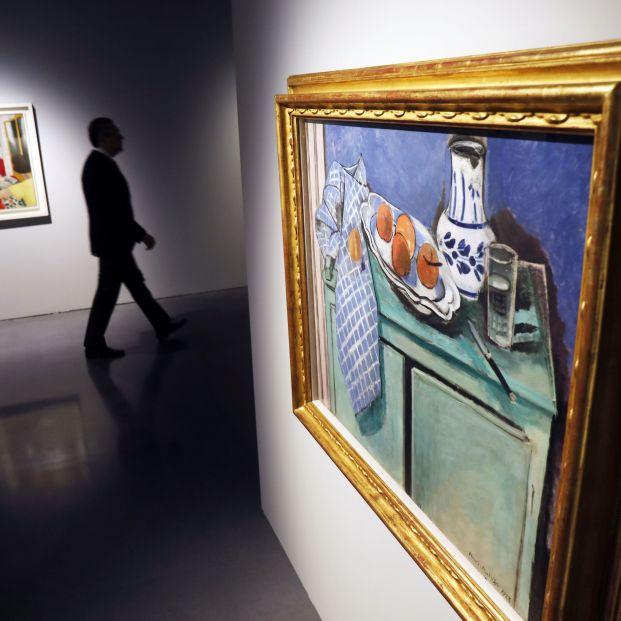 La obra de Matisse da color al Centro Pompidou de Málaga