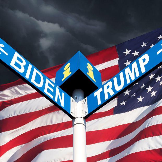 Trump versus Biden: Combate de septuagenarios