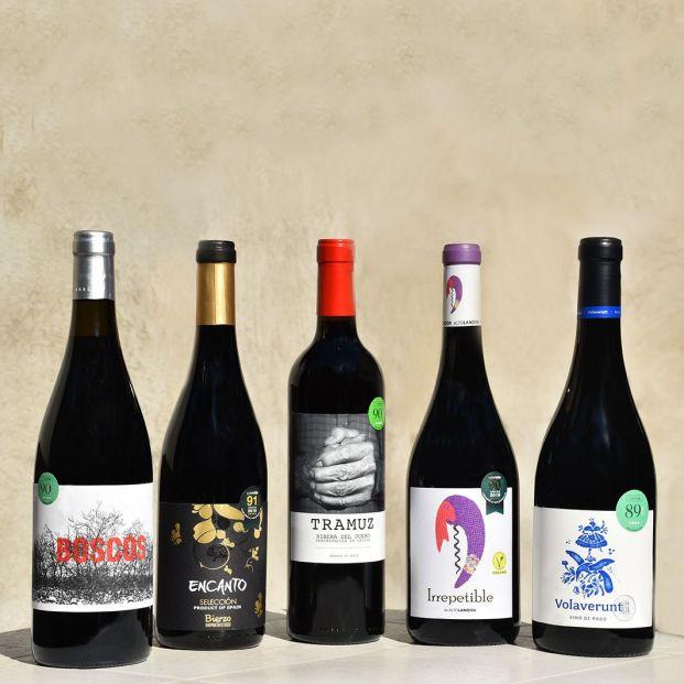 Cinco buenos vinos tintos del Lidl por menos de 5 euros