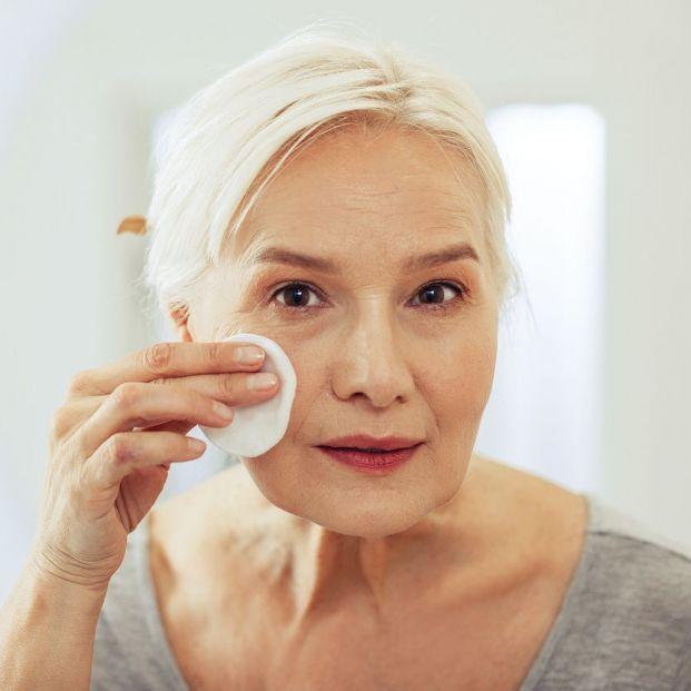 Síntomas de la menopausia en la piel y el cabello