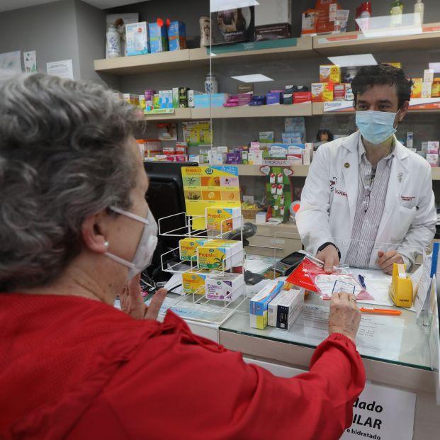 ¿Qué pensionistas están exentos del copago farmacéutico?