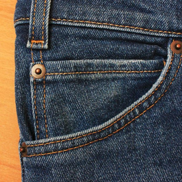 bigstock Denim Jeans Pocket Front View  353154461