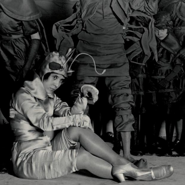 Cien años del estreno de 'El maleficio de la mariposa'