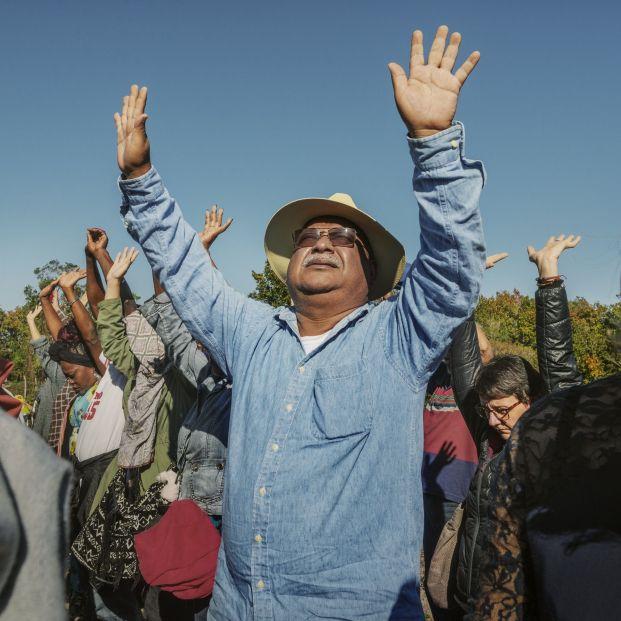 El fotoperiodista Gervasio Sánchez retrata a 40 activistas amenazados de muerte en Centroamérica