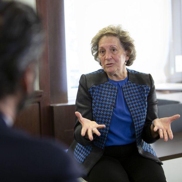 """Pilar González de Frutos (Unespa): """"Las pandemias no son asegurables, de ninguna manera"""""""