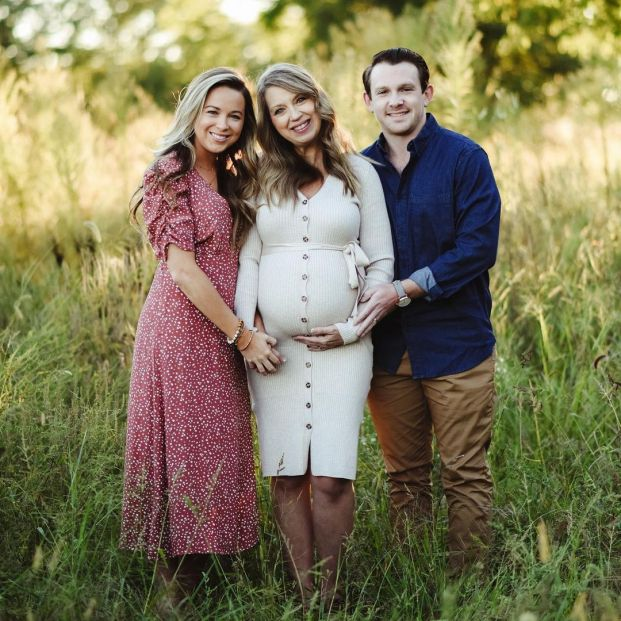 Una abuela dará a luz a su propio nieto porque su hija no conseguía quedarse embarazada