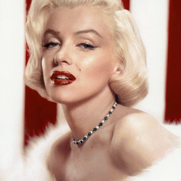 El vestido que Marilyn Monroe llevó cosido a su cuerpo