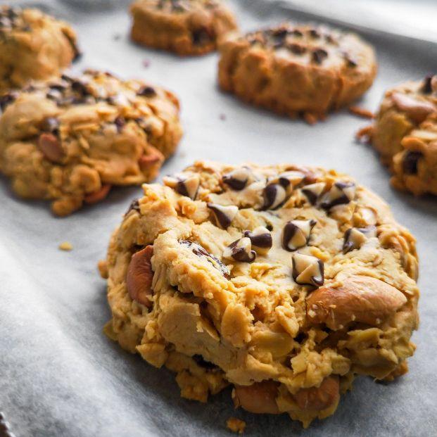 Cómo elaborar tus propias galletas saludables caseras