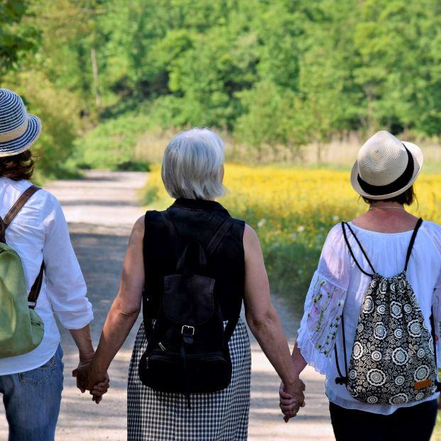 Los sofocos son algo habitual en la menopausia (Creative commons)
