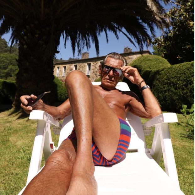 El 'rey' de Instagram es gallego y tiene 88 años