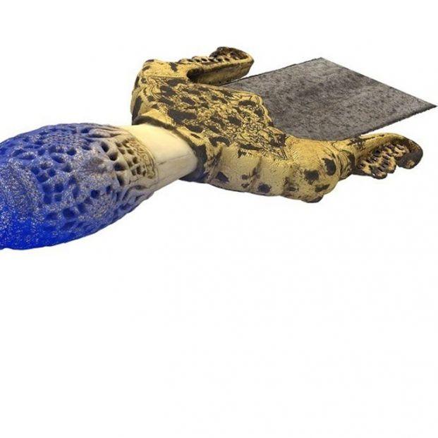 Digitalizan en 3D la espada de un caudillo hispanomusulmán que murió luchando a los 90 años
