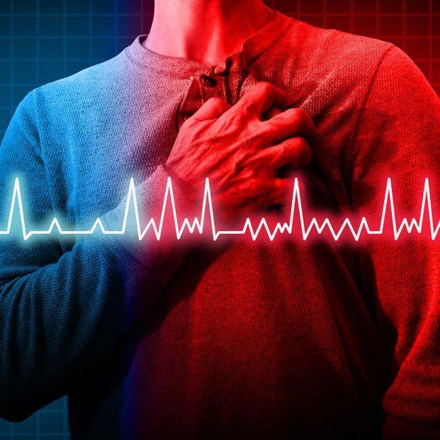 El infarto de miocardio mata cinco veces más a los pacientes con coronavirus