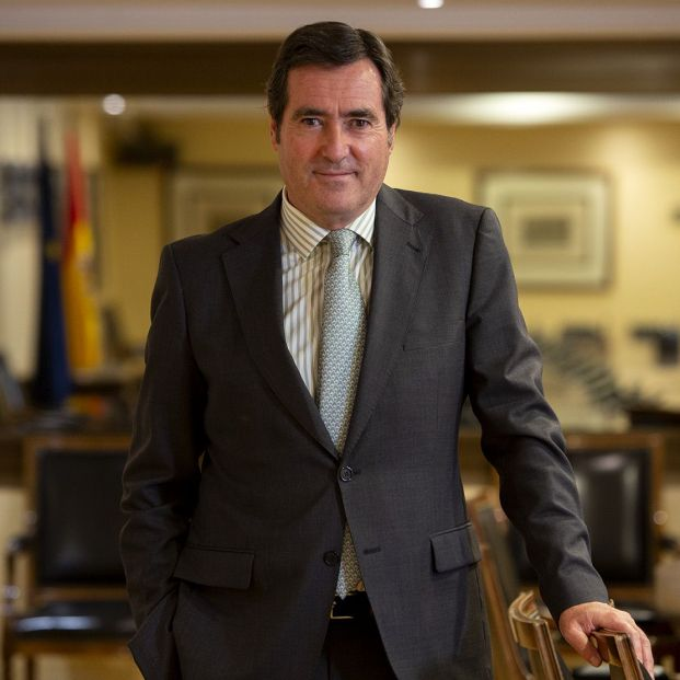 """Antonio Garamendi: """"Si queremos que las pensiones funcionen, necesitamos empleo de calidad"""""""