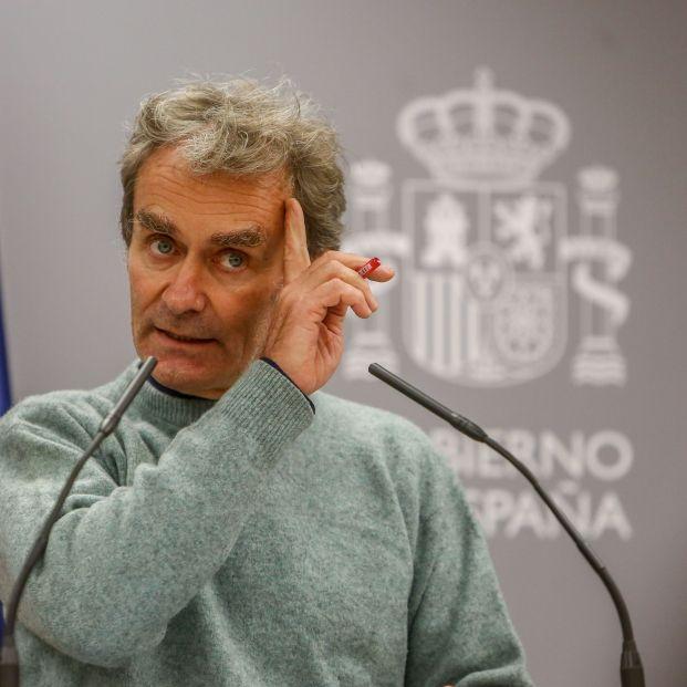 """Fernando Simón, sobre los mayores en residencias: """"No pueden estar aislados"""""""
