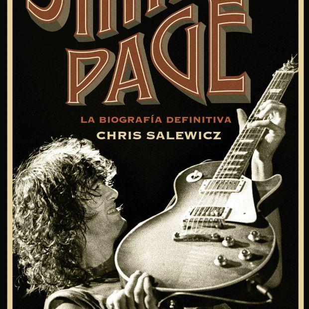 Portada de Jimmy Page por Chris Salewicz