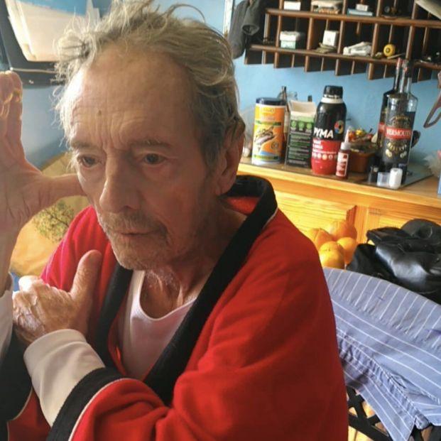 Paralizan el desahucio de un hombre de 83 años con demencia y cáncer terminal