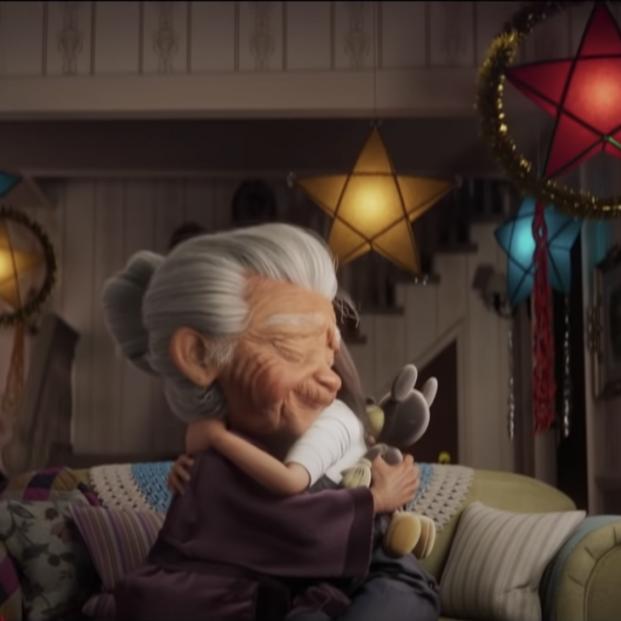 Disney felicita la Navidad a todos los abuelos con un vídeo realmente entrañable